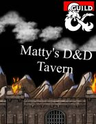 Matty's Mappack Ship/Tavern