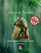 Druid Circle of Thorns
