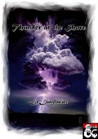 Thunder at the shore