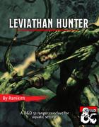 Ranger Conclave: Leviathan Hunter