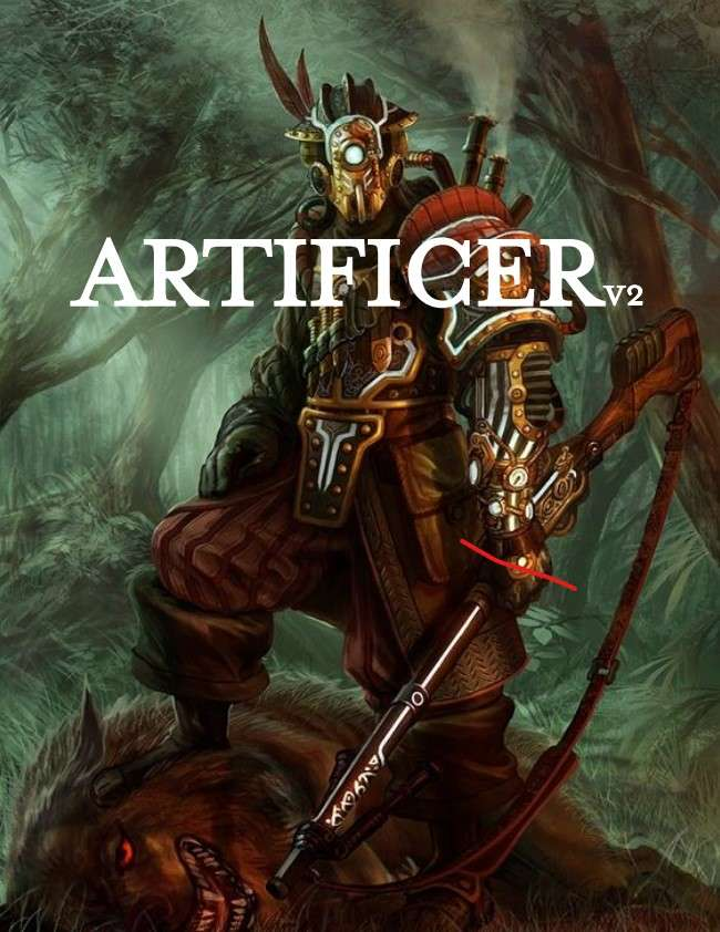 Unearthed Arcana's 2019 Artificer v2 - Dungeon Masters Guild