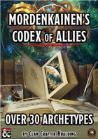 Mordenkainen's Codex of Allies (Fantasy Grounds)