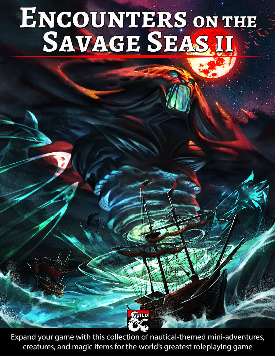 savage seas ii