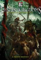 13 Kingdoms Campaign Setting