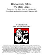 Otherworldly Patron: The Black Lodge