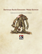 Ravnican Races Expanded - Weird Edition