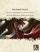 Red Zombie Dragon