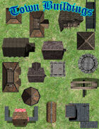 Town Asset  Map Pieces