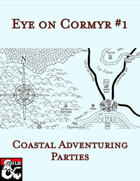 Eye on Cormyr #1: Coastal Adventuring Parties