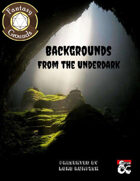 Backgrounds from the Underdark (Fantasy Grounds)