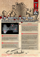 The Monster in the Mine