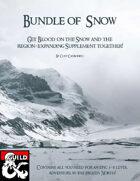 Bundle of Snow [BUNDLE]