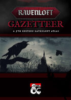 Ravenloft Gazetteer Project [BUNDLE]