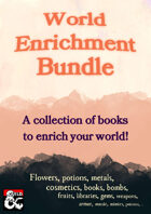 World Enrichment [BUNDLE]