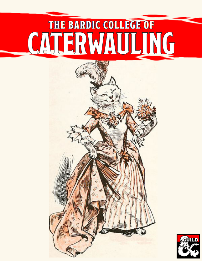 College of Caterwauling