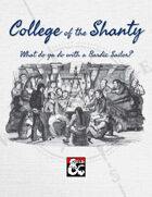College of the Shanty - Bard