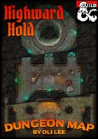 Highward Hold Dungeon Maps