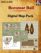 DDAL-ELW02 Boromar Ball - Digital Map Pack