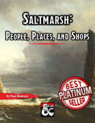 Saltmarsh: People, Places, and Shops