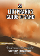 Liutprand's Guide to Sand - An Analysis of Coasts & Deserts