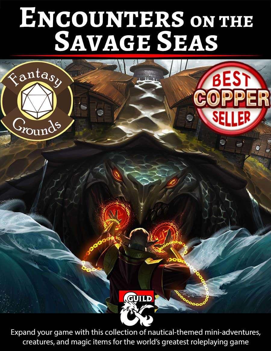 Encounters On The Savage Seas Iii Free Fantasy Grounds