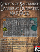 Ghosts of Saltmarsh: Danger at Dunwater Map Pack