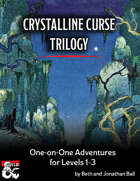 Crystalline Curse Trilogy [BUNDLE]