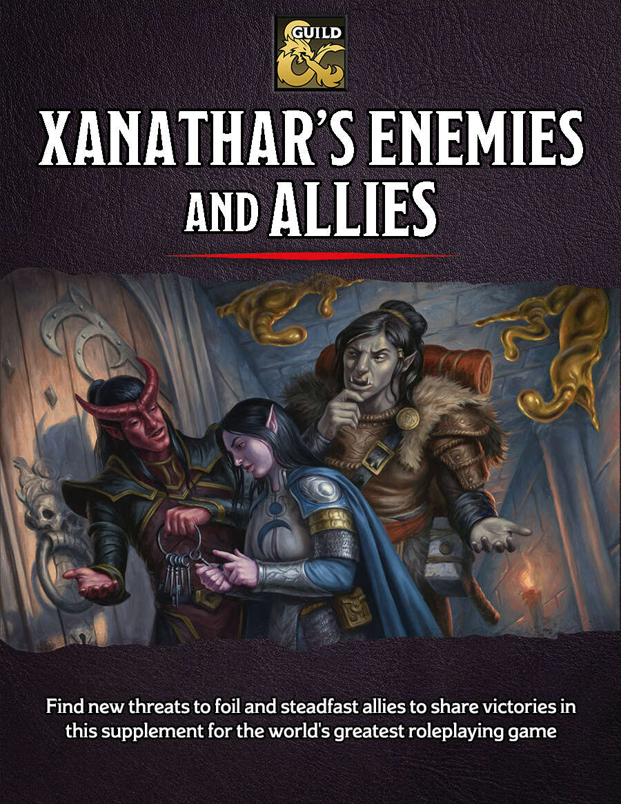 Enemies and Allies Cover
