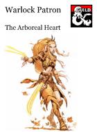 Warlock Patron - The Arboreal Heart