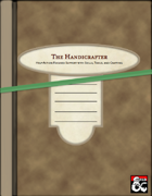 The Handicrafter: Help-Action Focused Support with Skills, Tools, and Crafting