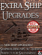 Extra Ship Upgrades: Saltmarsh