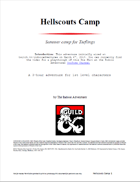 Hellscouts - Tiefling Summer Camp