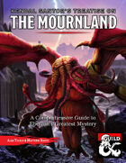 Kendal Santor's Treatise on the Mournland