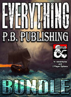 BUNDLE: Everything P.B. Publishing [BUNDLE]