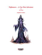 Nightmares - A One Shot Adventure
