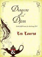Ten Taverns
