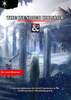 The Wendigo Horror