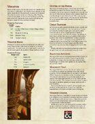 Ranger Archetype: Venator