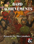 Bard Achievements - Role-playing Rewards for Bards