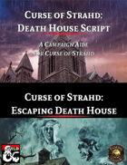 Curse of Strahd: Death House Script & Escaping Death House Skill Challenge (Fantasy Grounds)