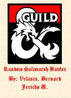 Random Saltmarsh Battles