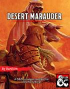 Desert Marauder