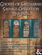 Ghosts of Saltmarsh: Salvage Operation Map Pack