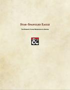 Monster: Star-Spangled Eagle