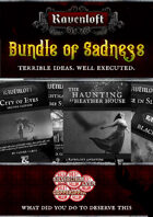 Bundle of Sadness [BUNDLE]
