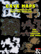 Cave Map Pack (10 Maps)