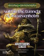 CCC-BMG MOON 3-2 Within the Tunnels of Dwarvenholm