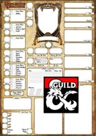 Dungeons and Dragons Sheets for printing