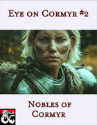 Eye on Cormyr #2: Nobles of Cormyr