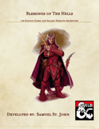 Blessings Of The Hells - 5e Cleric and Paladin Archetypes